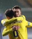 Сборная Казахстана проиграла Литве и сыграет в стыковых матчах за сохранение места в дивизионе Лиги наций