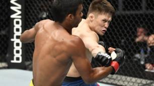 Соперник Жумагулова по UFC отреагировал на возможную отмену их боя