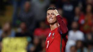 Голы от Роналду и чемпионов Европы. Как ранее сборная Казахстана терпела драматичные поражения