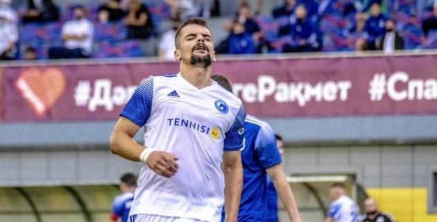 Экс-нападающий сборных Сербии и Черногории уйдет из клуба КПЛ