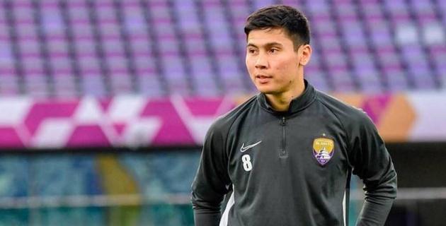 Клуб из ОАЭ расторг контракт с Исламханом из-за допинга