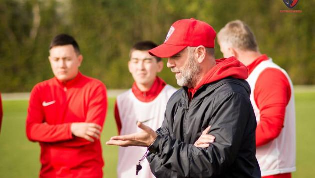 Тренер участника Лиги Европы от Казахстана назвал своих преемников
