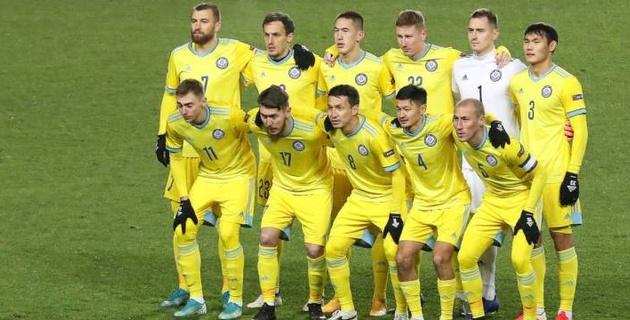 Стала известна сумма премиальных сборной Казахстана за выступление в Лиге наций