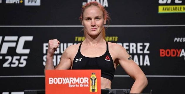 Валентина Шевченко из Кыргызстана в четвертый раз защитила чемпионский титул UFC