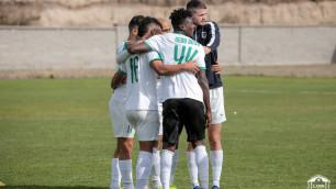 Европейский клуб казахстанского футболиста упустил победу с 2:0 и вылетел из кубка