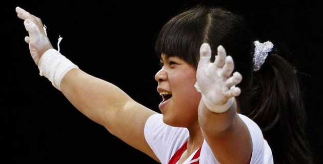 Чиншанло стала чемпионкой Казахстана по тяжелой атлетике