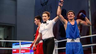 Три досрочные победы и вылет медалиста ЧМ-2017. Как в Шымкенте стартовал чемпионат Казахстана по боксу
