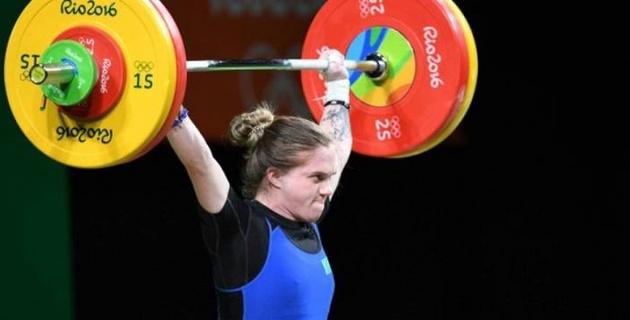 Горичева и Сон стали чемпионами Казахстана по тяжелой атлетике