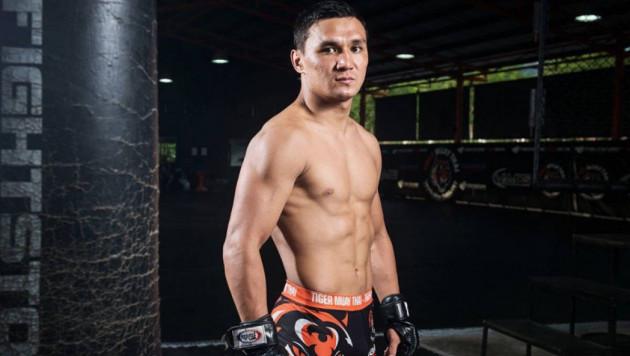Казахстанский боец проведет бой с экс-соперником великого чемпиона UFC