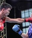 """Фавориты """"казахского"""" веса, нокдауны и боксер-профессионал. В Шымкенте стартовал четвертый день ЧРК по боксу"""