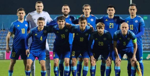 Ниже Таджикистана. Сборная Казахстана после провала в Лиге наций упала в рейтинге ФИФА