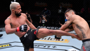 Такого еще никто не добивался. Чемпион UFC в весе Жумагулова идет на исторический рекорд