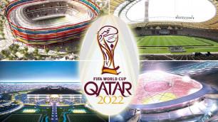 Казахстан на своем месте. Стали известны составы корзин квалификации ЧМ-2022 по футболу в Катаре