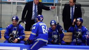 """У Михайлиса тоже не получается, или как """"Барыс"""" выступал в КХЛ с казахстанскими тренерами"""