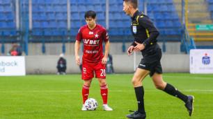 Клуб казахстанца упустил победу и потерпел пятое поражение в европейском чемпионате