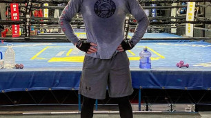 Боксер GGG Promotions показал подготовку к бою в карде у Головкина