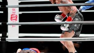 Экс-игрок НБА был брутально нокаутирован в карде боя Тайсон - Джонс