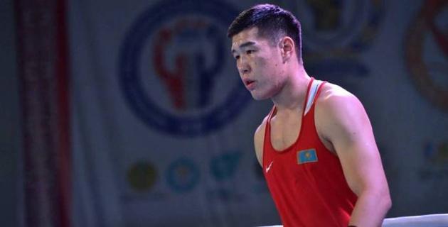 Бекзад Нурдаулетов впервые стал чемпионом Казахстана по боксу