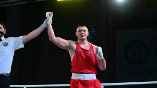 Аманкул, Нурдаулетов, Кункабаев и другие. Определены чемпионы Казахстана по боксу среди мужчин и женщин