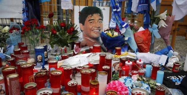 Врача Марадоны обвинили в непредумышленном убийстве футболиста - СМИ