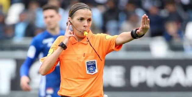 Главным судьей матча Лиги чемпионов впервые станет женщина