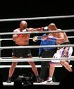 Судьи ограбили Майка Тайсона в бою с Роем Джонсом - легендарный комментатор