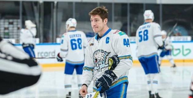 """Капитан """"Барыса"""" вошел в десятку самых высокооплачиваемых хоккеистов КХЛ. Названа зарплата"""