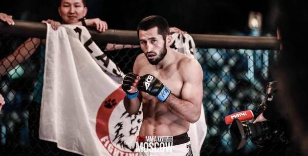 Названы новые сроки дебюта Армана Оспанова в UFC