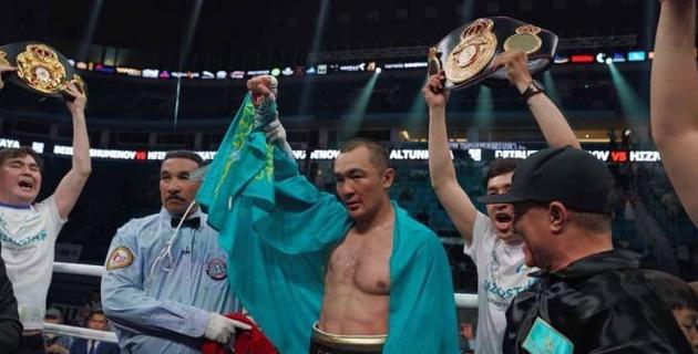 Бейбут возвращается? WBA назначила Шуменову защиту титула против претендента с 24 нокаутами