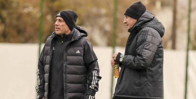"""Футболист """"Ордабасы"""" устроил драку с ассистентом главного тренера"""