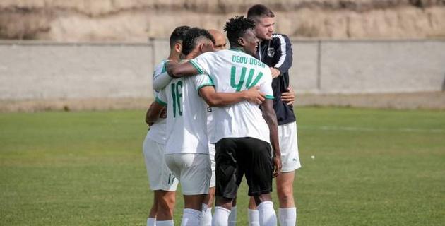 Казахстанский футболист сыграл восьмой матч за рубежом. Его клуб упустил победу
