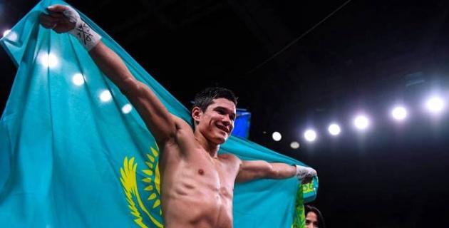Данияр Елеусинов поднялся в топ-10 рейтинга IBF после победы нокаутом в бою за первый титул