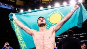 Официально. Али Ахмедов будет биться за титул чемпиона мира во втором среднем весе