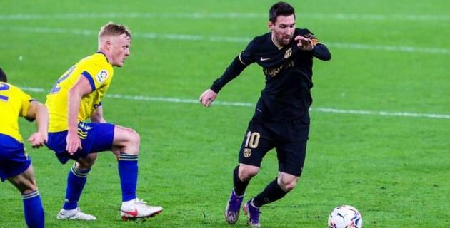 """""""Барселона"""" потерпела сенсационное поражение от новичка Ла Лиги"""
