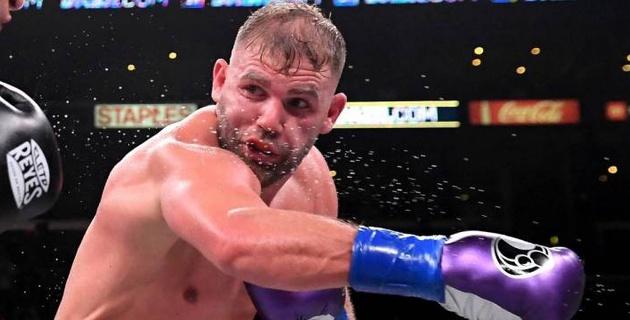 Сондерс высказался о следующих боях после победы над экс-соперником Головкина