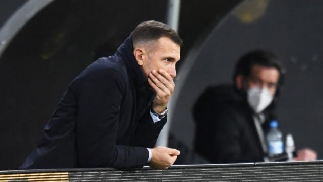 Шевченко разобрал группу со сборной Казахстана в отборе на чемпионат мира-2022