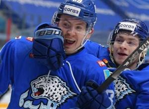 """Это было супер. Как казахстанская тройка """"Барыса"""" принесла победную серию в КХЛ"""