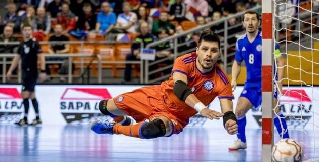 Сборная Казахстана по футзалу лишилась основного голкипера на стартовый матч отбора на Евро