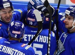 """Не сыгравший в НХЛ новичок из Финляндии. Кого подписал """"Барыс"""" для выхода в Кубок Гагарина"""
