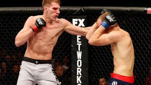 Казахстанский полутяжеловес Егембердиев проведет бой с экс-бойцом UFC