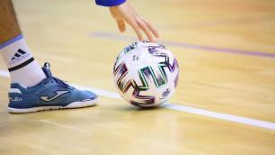 Соперник Казахстана по второму туру стартовал с поражения в отборе на Евро по футзалу