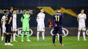 ЦСКА с Зайнутдиновым в составе проиграл в Загребе и занял последнее место в группе Лиги Европы
