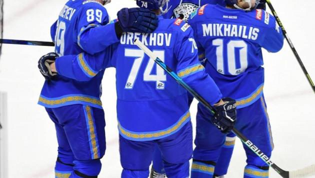 """Пятая победа подряд, или как Михайлис может повторить с """"Барысом"""" серию Скабелки в КХЛ"""