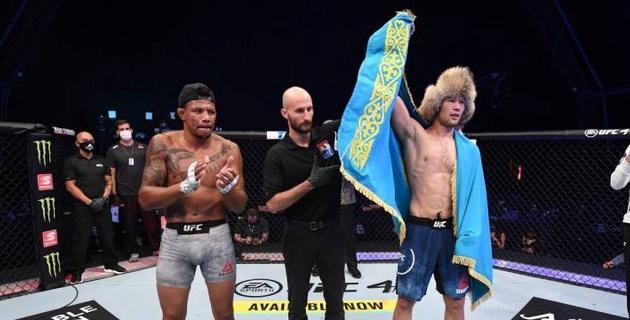Боец UFC Шавкат Рахмонов выбрал себе команду в Казахстане