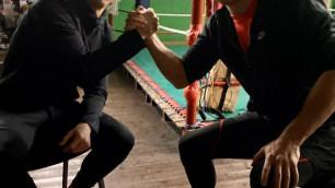 Роналду после тренировки с Головкиным предпочел бокс футболу