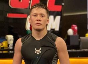 Жумагулов сделал заявление перед вторым боем в UFC