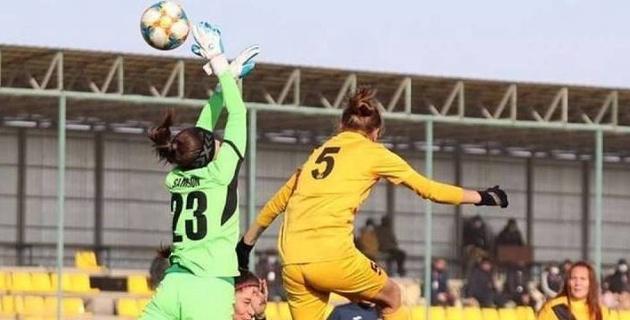 Футболистки казахстанского клуба вышли в 1/8 финала Лиги чемпионов