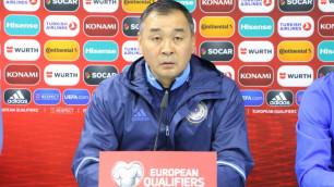 Специалист нашел плюсы в назначении Байсуфинова главным тренером сборной Казахстана