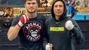 Головкин и Ахмедов уложились в вес перед боями за титулы чемпиона мира
