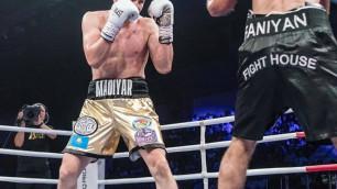 Видео полного боя, или как казахстанец Ашкеев впервые в карьере досрочно проиграл